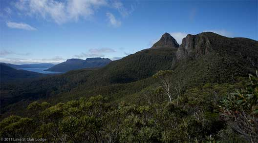Cradle Mountain - Lake St Clair World Heritage listed